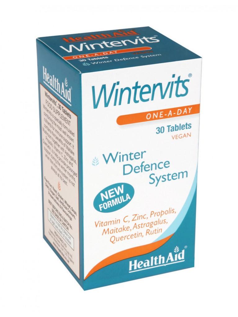 HEALTH AID WINTERVITS 30TAB