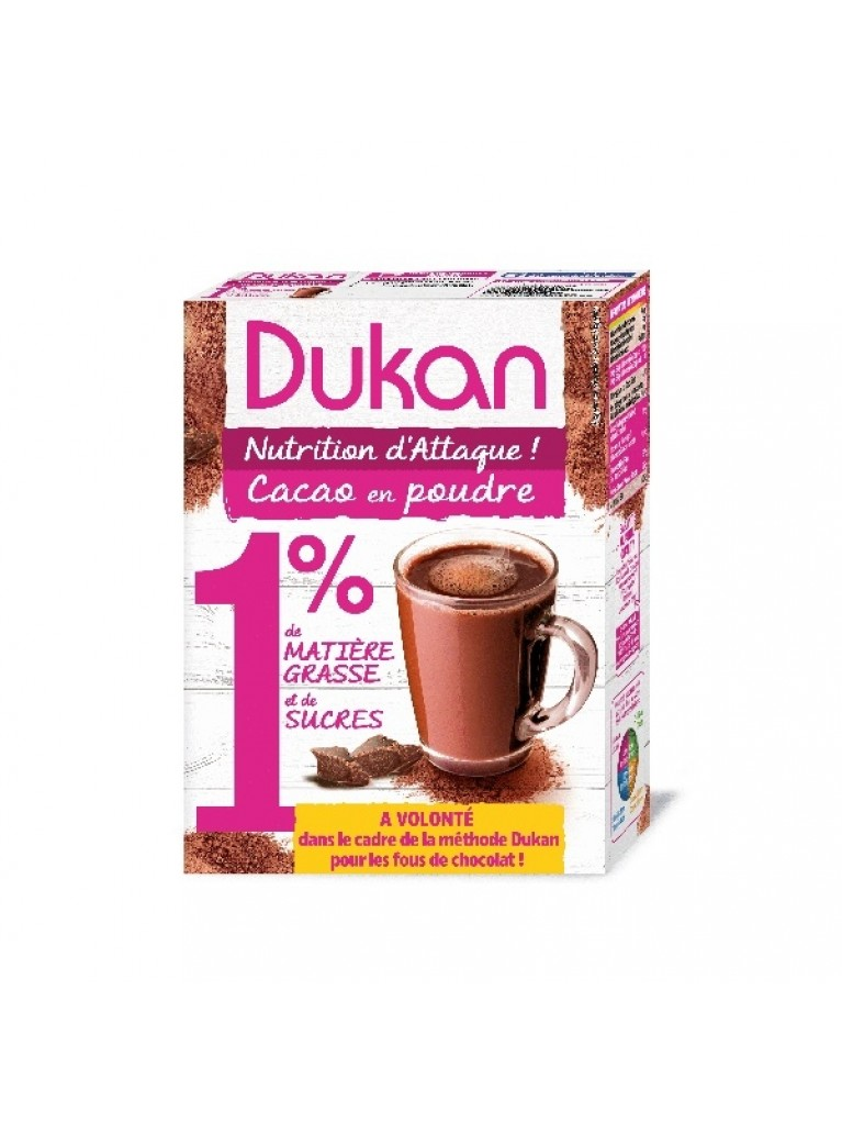 DUKAN Cacao με 1% Λιπαρά