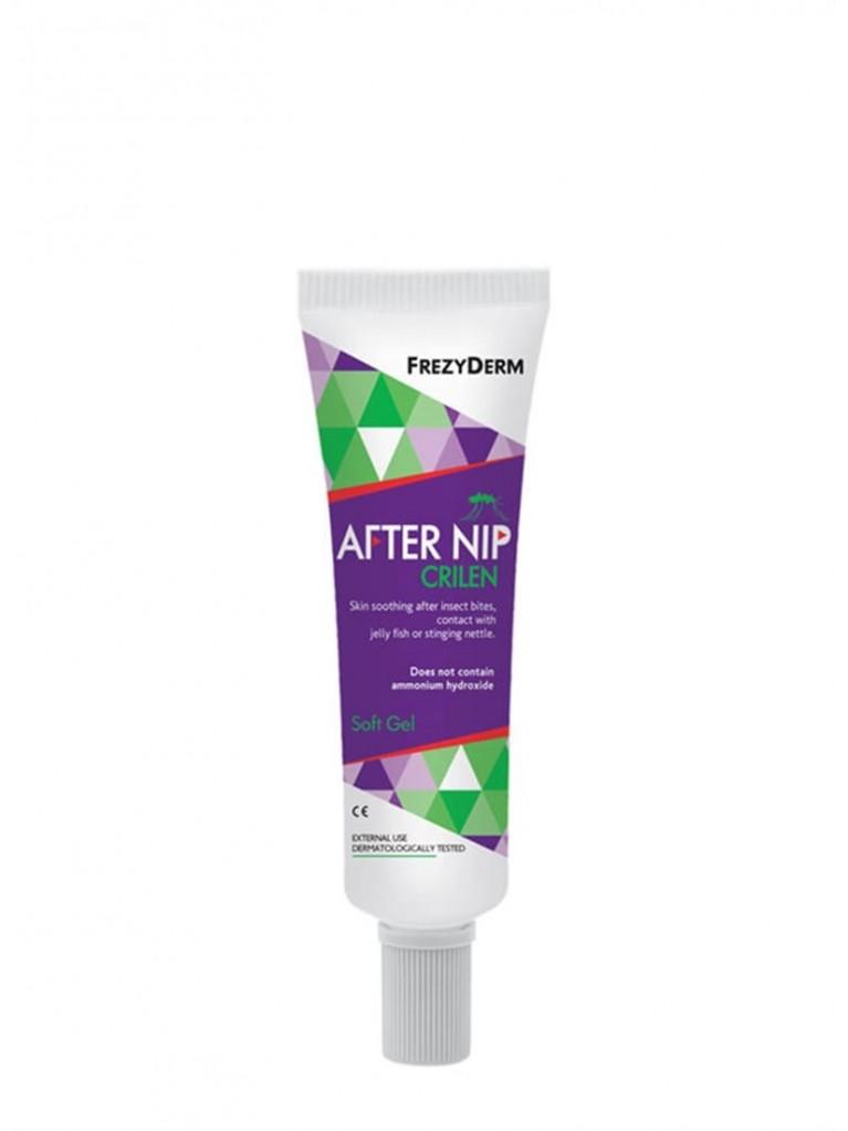 CRILEN AFTER NIP - Ανακούφιση Ερεθισμένου Δέρματος από Τσιμπήματα Εντόμων