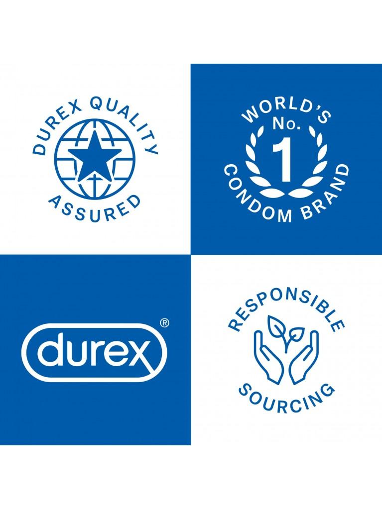 Durex Perfect Connection Λιπαντικό Μεγάλης Διάρκειας 50ml