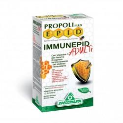 Specchiasol Propoli Plus Epid Immunepid Adult (15 φακελίσκοι) Συμπλήρωμα Διατροφής Ενηλίκων για Ανοσοποιητικό