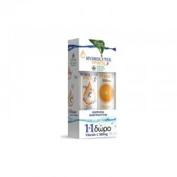 POWER HEALTH Zinc + Vitamin C 20 αναβράζοντα δισκία