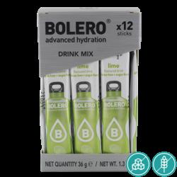 BOLERO Μοσχολέμονο - Χυμός σε σκόνη για 0,5L (Κουτί των 12)