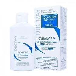 DUCRAY SHAMPOOING SQUANORM ΞΗΡΗ ΠΙΤΥΡ