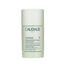 CAUDALIE Vinofresh Natural Stick Deodorant, Φυσικό Αποσμητικό στικ για τις μασχάλες