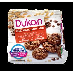 DUKAN Mini Cookies Βρώμης Με Κομμάτια Σοκολάτας 100gr