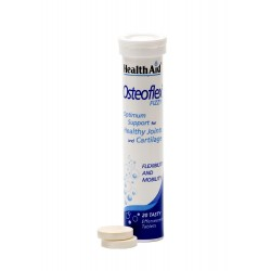 HEALTH AID Osteoflex Fizzy Λεμόνι 20tabs