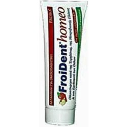 FROIKA Froident Homeo Toothpaste Μήλο -Κανέλα 75ml