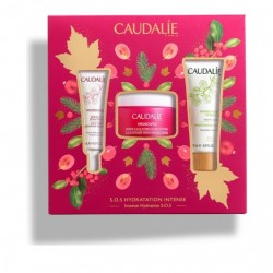 Caudalie Promo Vinosource SOS Intense Moisturizing Cream 50ml & Vinosource SOS Thirst Quenching Serum 15ml & Moisturizing Mask 15ml