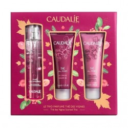 Caudalie Promo The Des Vignes Fresh Fragrance 50ml & ΔΩΡΟ Shower Gel 50ml & Nourishing Body 50ml