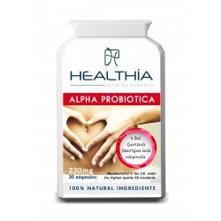 HEALTHIA Alpha Probiotica full spectrum 30 caps