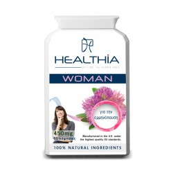 HEALTHIA Woman 450mg, 60 caps