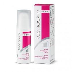 Tecnoskin Revive & Hydra Lift Cream, Αντιγηραντική Κρέμα Ανανέωσης, Ενυδάτωσης και Lifting 50ml