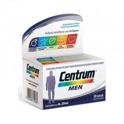 CENTRUM Men A to Zinc - Πολυβιταμίνη για Άνδρες, 30 tabs