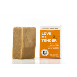 111ELIES LOVE ME TENDER – Σαπούνι με γάλα κατσίκας+μέλι