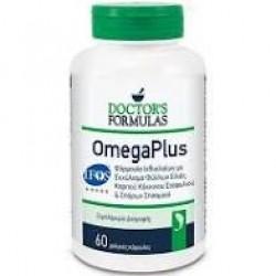 Doctor's Formulas OmegaPlus 60softgels