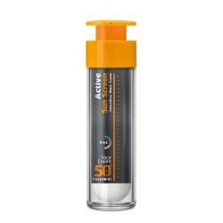 FREZYDERM Active Sun Screen Face Cream SPF50+ 50ml
