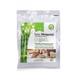 NOCARB Αλεύρι – Ίνες Μπαμπού 100% Bamboo Fiber 200γρ.